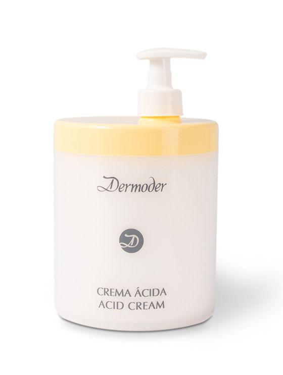 crema acida dermoder