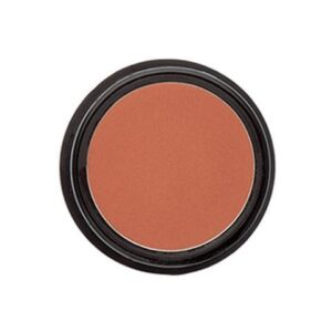 colorete en crema color marron