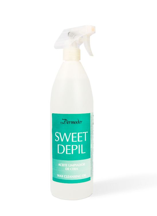 aceite limpiador de cera