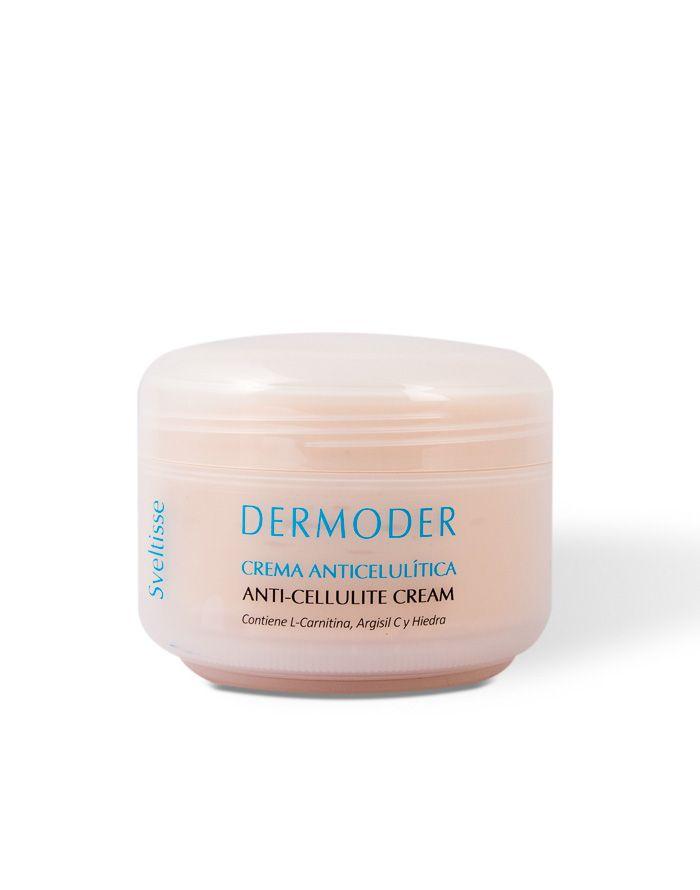 Crema Anticelulitis De Dermoder Reduce Tejido Adiposo Y Volumenes
