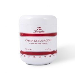 crema sudacion