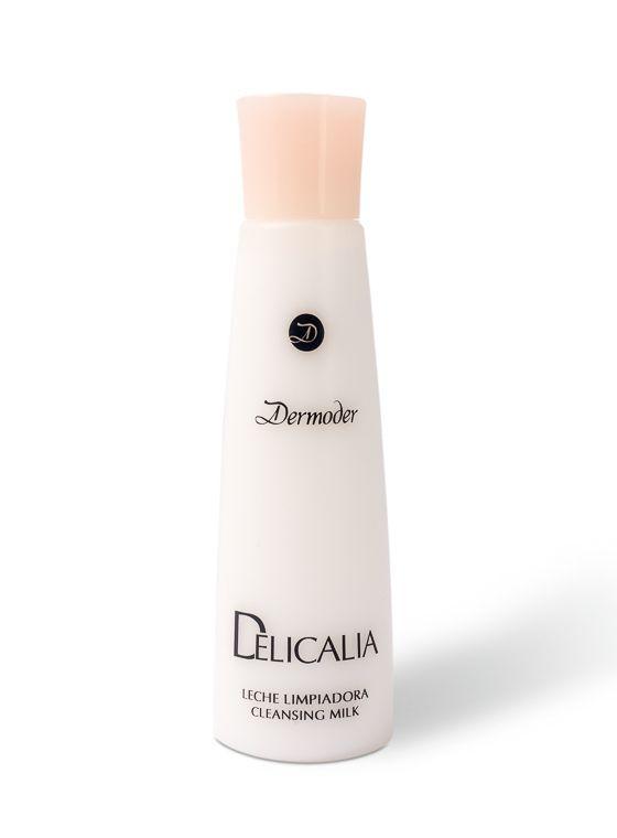 leche limpiadora para piel sensible