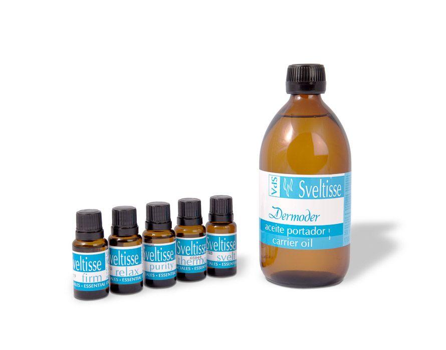 Aromaterapia. Aceites Esenciales