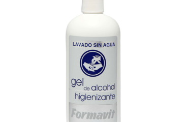 Gel de alcohol hogoenizante65%